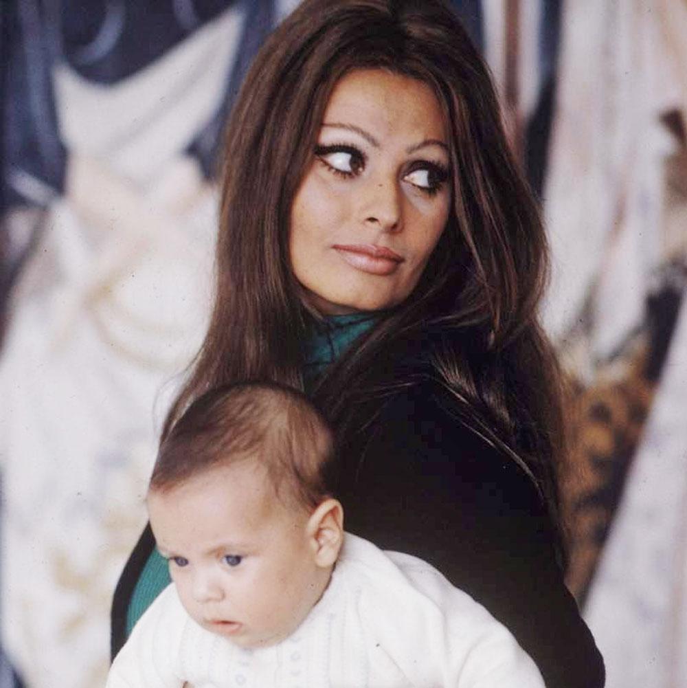 Ladro Sophia Loren Mothers Day